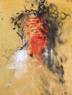 Not Shy | mixed media | 105 x 80 cm | 2015 #art #Amsterdam #nudes