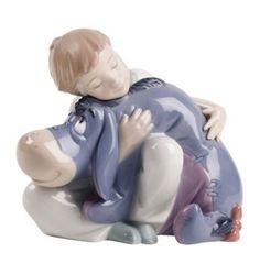 Nao by Lladro Porcelain Dreams With Eeyore Disney Figurine Ornament cm 02001594