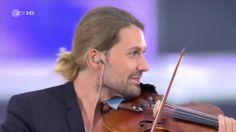 "David Garrett ""AIR"" - J. S. Bach - 3. Oktober  2016, Dresden"