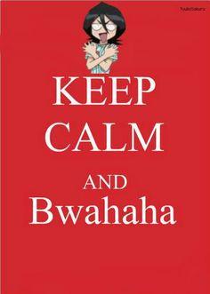 Bwahahahaha Rukia (I love doing this thing with my brother! Thanks Bleach!lol)