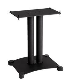 Steel Fill Able 24 Speaker Stands For Medium To Large Bookshelf Speakers By Vega A V Review