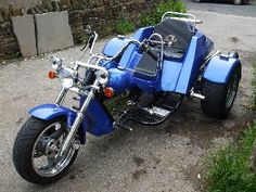 We hand build VW trikes to your specifications from We also sell kits Three Wheel Motorcycles, Custom Motorcycles, Custom Bikes, Trike Motorcycles, Choppers, Vw Trikes For Sale, Custom Trikes For Sale, Motorcycle Camping, Moto Bike