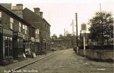 High Street Wivenhoe