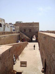 Medina de Esauira (Antigua Mogador) Marruecos.