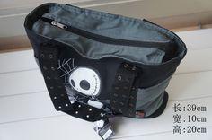 The Nightmare Before Xmas canvas shoulder bag