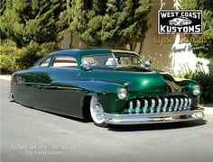 '51 Merc...Re-pin...Brought to you by #HouseofInsurance for #CarInsurance #EugeneOregon
