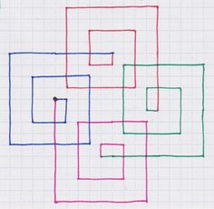 Drawing Spirolaterals