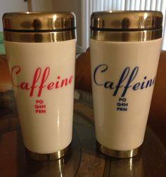 Our new coffee mugs! Nurse humor :))