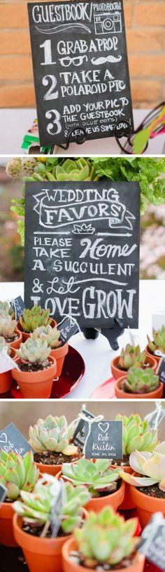 25 DIY Wedding Decorations on a Budget