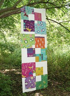 Modern Blocks Book, alternative colors by Fresh Lemons : Faith, via Flickr