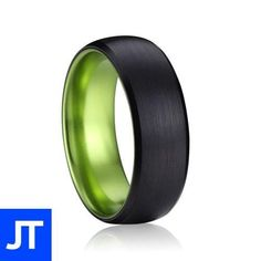 Soul Men Carbide Tungsten Ring - Mens - Jewellerytribe.com #MensRing #TungstenCarbide #CarbideTungsten Tungsten Mens Rings, Tungsten Carbide, Elegant Man, Ring Size Guide, Simple Designs, Rings For Men, Engagement, Jewelry, Ring