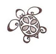 His tattoo