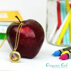 Give your Teacher an Apple that lasts Forever :-)