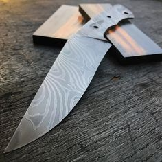 Prepping sycamore scales this morning for this fighter style blade. #knife #knives #handmade #hunting #camping #outdoors #edc #forged #forged #blade #bushcraft #survival #tactical #knifepics #metalart #knifemaker #chicago