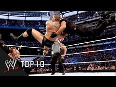 0acdbb39c7d Top 10 RKO s - WWE Top 10. Big ShowWwe SuperstarsWwe ...