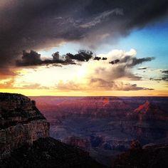 Grand Canyon Sunset  www.merkowphotography.com