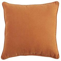 "Calliope Pillow - 17"" Clay"