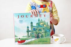Journey by Aaron Becker / Avery and Augustine