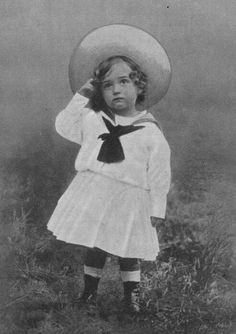 Tsarevich Alexei Nikolaevich Romanov of Russia in 1906.A♥W