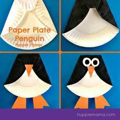 Paper penguin