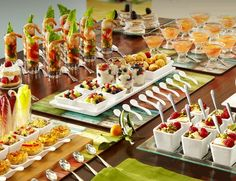 I think a Tasting Party would be awesome for my next Oscar Party. How fun!