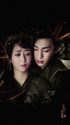 Ashes of Love China, K Pop, Chines Drama, Ashes Love, Taiwan Drama, Chinese Drawings, Romantic Films, Chinese Movies, Japanese Drama