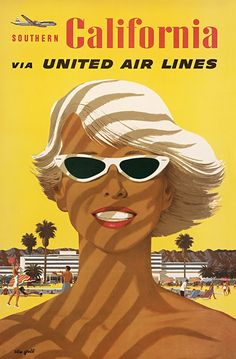 New Book of Visually Stunning Ads Offer a Glimpse of Airlines' Golden Age | Adweek
