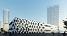 NAN YUE HISTORICAL MUSEUM GUANGHOU   designer: MARK HEMEL, IBA