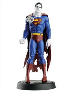 Miniaturas - Super-heróis DC Comics