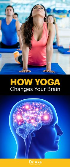 Did you ever wonder how yoga changes your brain? As it turns out, that post-session happiness you feel isn't just in your head. Yoga Sequences, Yoga Poses, Yoga Tips, Pilates Reformer, My Yoga, Angst, Best Yoga, Yoga For Beginners, Yoga Meditation