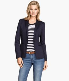 http://www.hm.com/us/product/62853?article=62853-A Jersey Blazer H&M