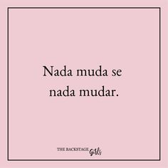 Geração de mulheres de negócios. Life Coach. Empreendedoras de sucesso. | Frases motivacionais, empreendedorismo, lei da atração, empreender, girboss | Instagram & Facebook: @thebackstagegirls Inspirational Phrases, Motivational Phrases, Sad Wallpaper, Wallpaper Quotes, Frases Coaching, Tumblr Love, Caption Quotes, Just Breathe, Some Words