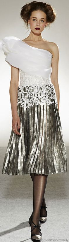 Georges Chakra Couture   F/W 2013