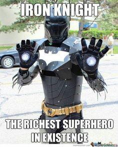 Batman + Iron Man = Absurd amounts of money