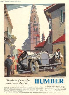 Once you get past the crummy site design and awkward navigation, British Car Brochures is a treasure trove. Since he was a child, Romanian car enthusiast Hermann Egges has been collecting vintage car ads, brochures and articles. Now, his massive collection of over 1,250 brochures and 2,800 ads is available online for all to ogle, ranging from rare retro gems (1940′s Bentley, anyone?) to recent-vintage aesthetic atrocities (90′s Land Rover ads, we're looking at you). ❥Linked guide to all…