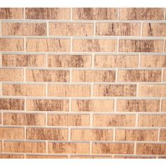 Whitewashed Faux Brick Wall Lowes Peel And Stick ZBrick Smooth - Brick dye lowes