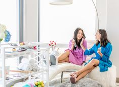 Sydne Style shows how to host a spa night at home with k beauty #kbeauty #beauty #cvs #friends