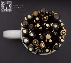 A Cup Of CoffeeA cup of coffee for a true fountain pen lover. Source: 123stylo.com
