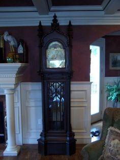 Antique Vintage Gothic Clocks
