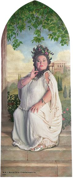 Fat Lady Painting Wall Art