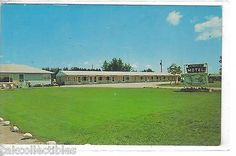 Roberts Motel on M-28-Newberry,Michigan