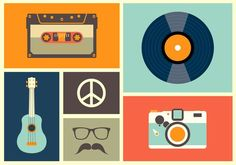 Vintage Vector Icons -   Collection of vintage hippie style vector elements from the 70s.  - https://www.welovesolo.com/vintage-vector-icons-3/?utm_source=PN&utm_medium=weloveso80%40gmail.com&utm_campaign=SNAP%2Bfrom%2BWeLoveSoLo