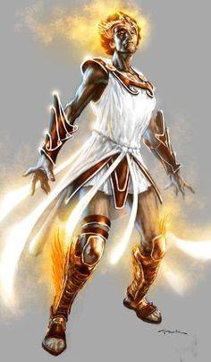 Hermes - Greek God