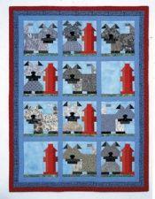 Ragamuffin quilt