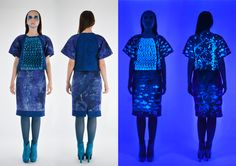 Lace Skirt, Behance, Gallery, Skirts, Blue, Collection, Fashion, Moda, Skirt