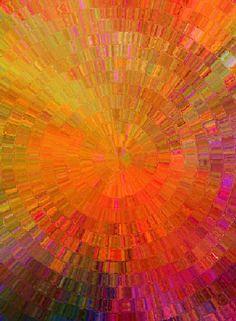 Soul Energy Mixed Media  by Lorian art