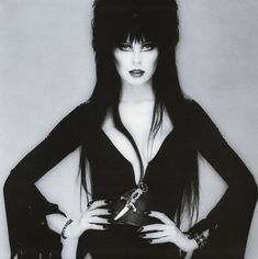 Cassandra Peterson (aka Elvira) is much, much sexier than the Kardashian sisters. Description from estibrennan.blogspot.com. I searched for this on bing.com/images