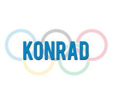 KONRAD: An Olympic Parade of Baby Names | Disney Baby