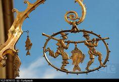 Brass Shop signs - Gyor Gyor Hungary