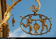 Brass Shop signs - Gyor Gyor Hungary